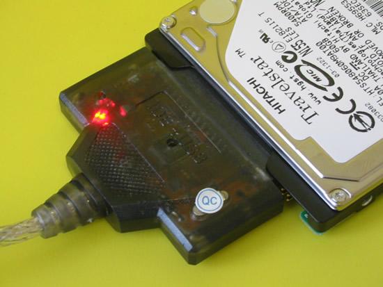 Как из hdd диска сделать внешний диск 598