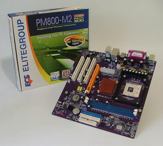 ECS PM800-M2 VGA DRIVERS UPDATE