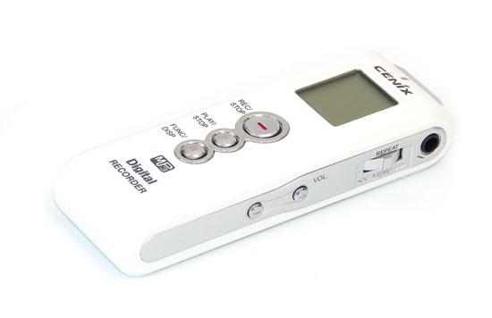 Cenix VR-W600: цифровой диктофон с возможностью записи телефонных разговоров