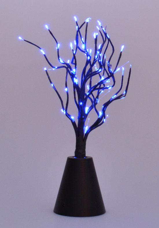 Светильник настольный из светодиодов