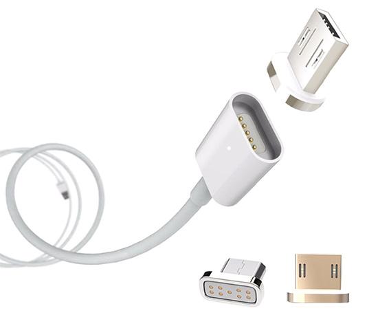 купить зарядное устройство для телефона самсунг с магнитным разъемом