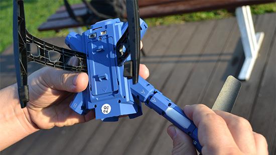 Защита джостиков пульта к дрону combo алюминиевый бокс мавик айр по себестоимости