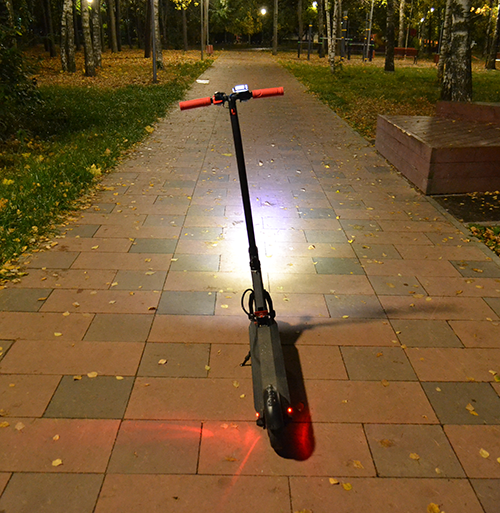 IconBIT KICK SCOOTER STREET DUO
