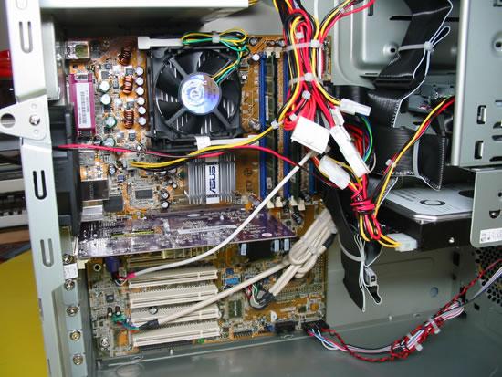 Ремонт системных блоков компьютеров своими руками 157